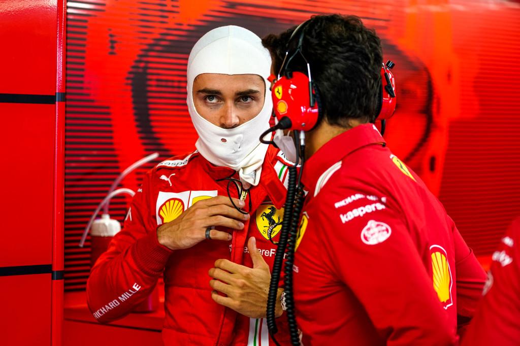 """F1 - La résurgence de Ricciardo est une """"mauvaise nouvelle"""" pour Ferrari selon Leclerc"""