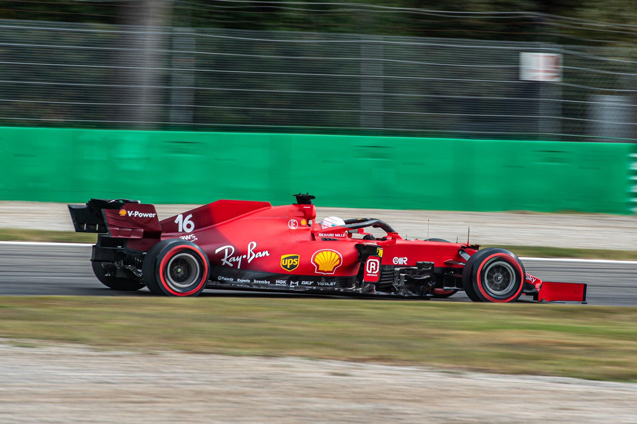 F1 - La grille de départ définitive du Grand Prix d'Italie 2021