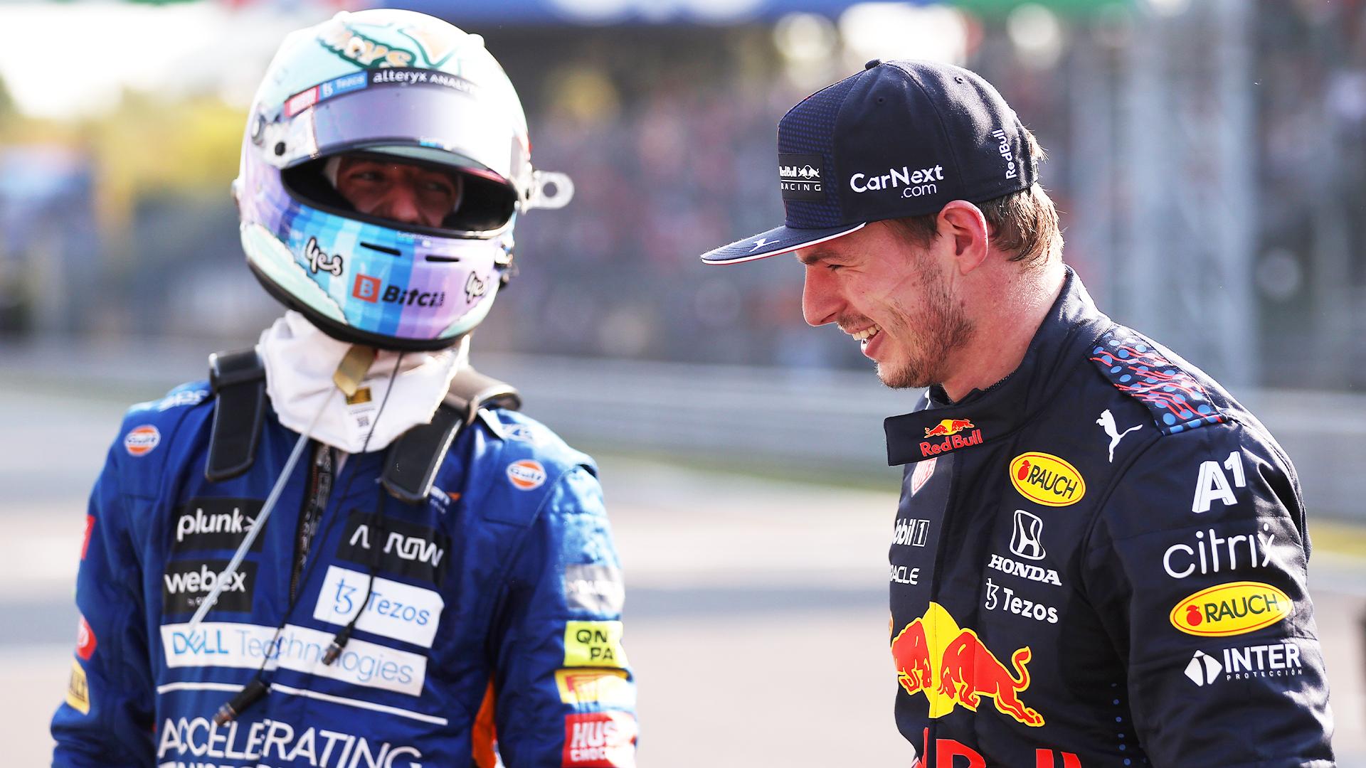 "F1 - Affamé, Ricciardo sera en mode ""pleine attaque"" ce dimanche à Monza"