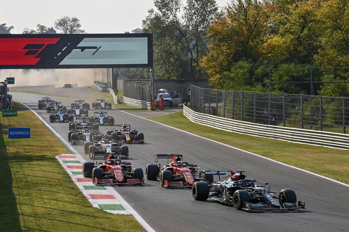 F1 - La F1 confirme huit cas positifs Covid-19 au GP d'Italie 2021