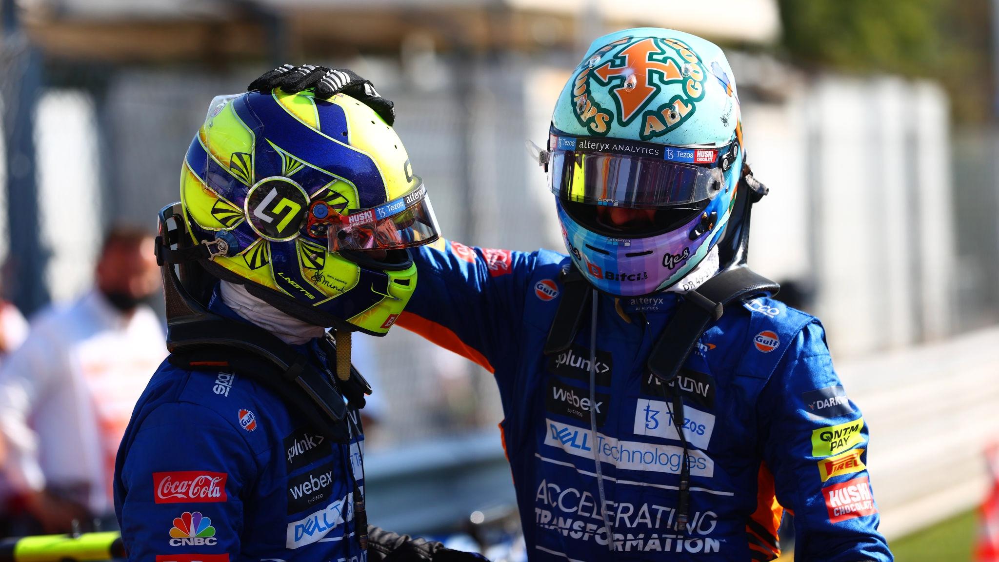 F1 - Les résultats définitifs du Grand Prix d'Italie 2021