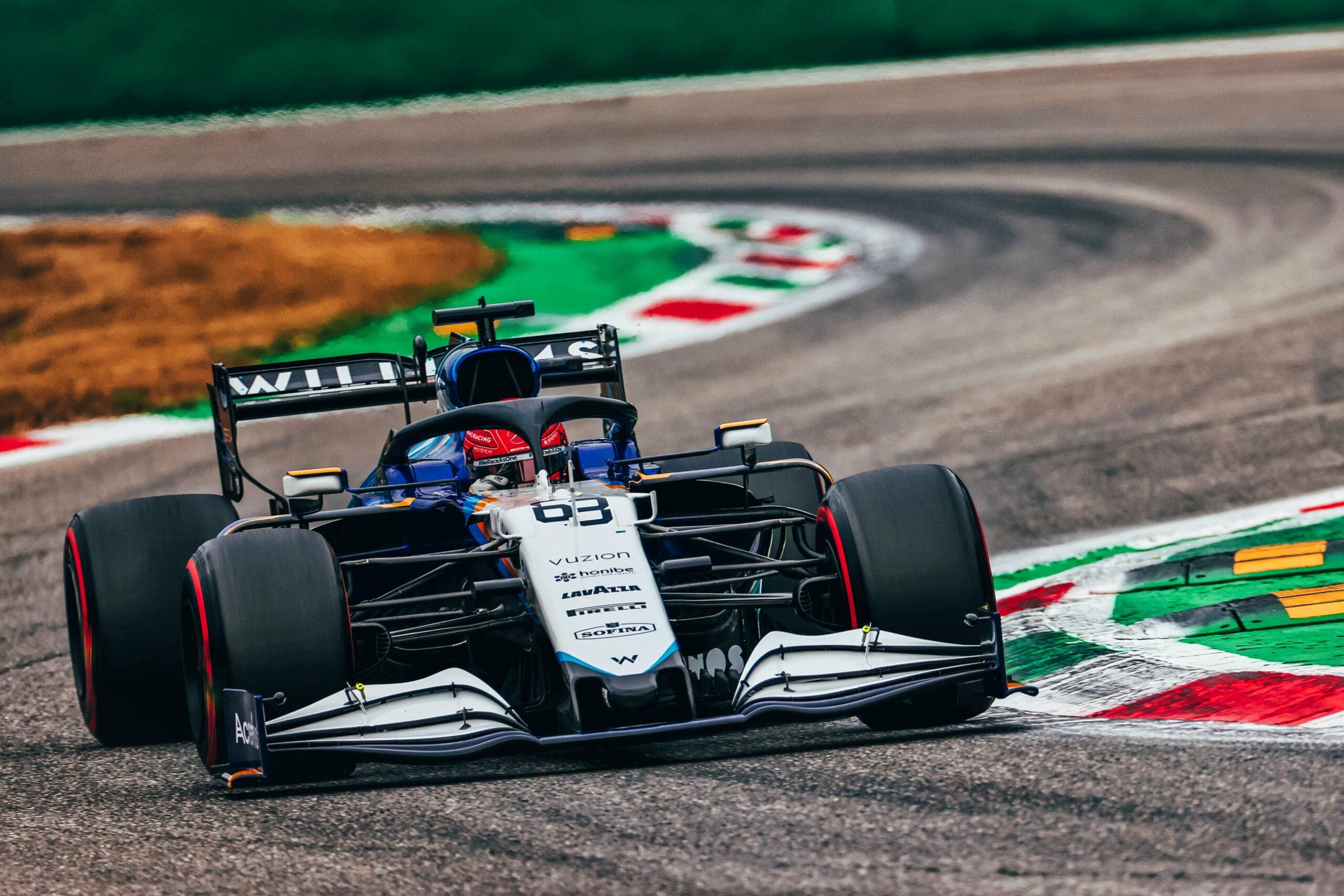 F1 - George Russell termine encore dans les points à Monza