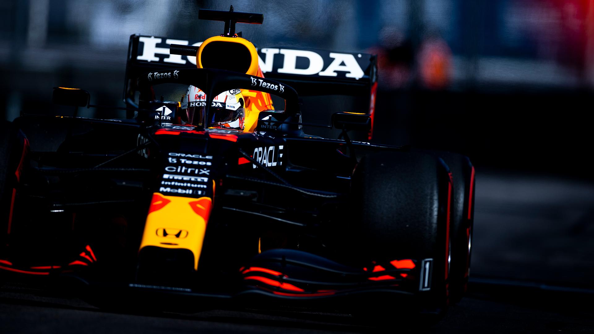 F1 - La grille de départ définitive du Grand Prix de Russie 2021