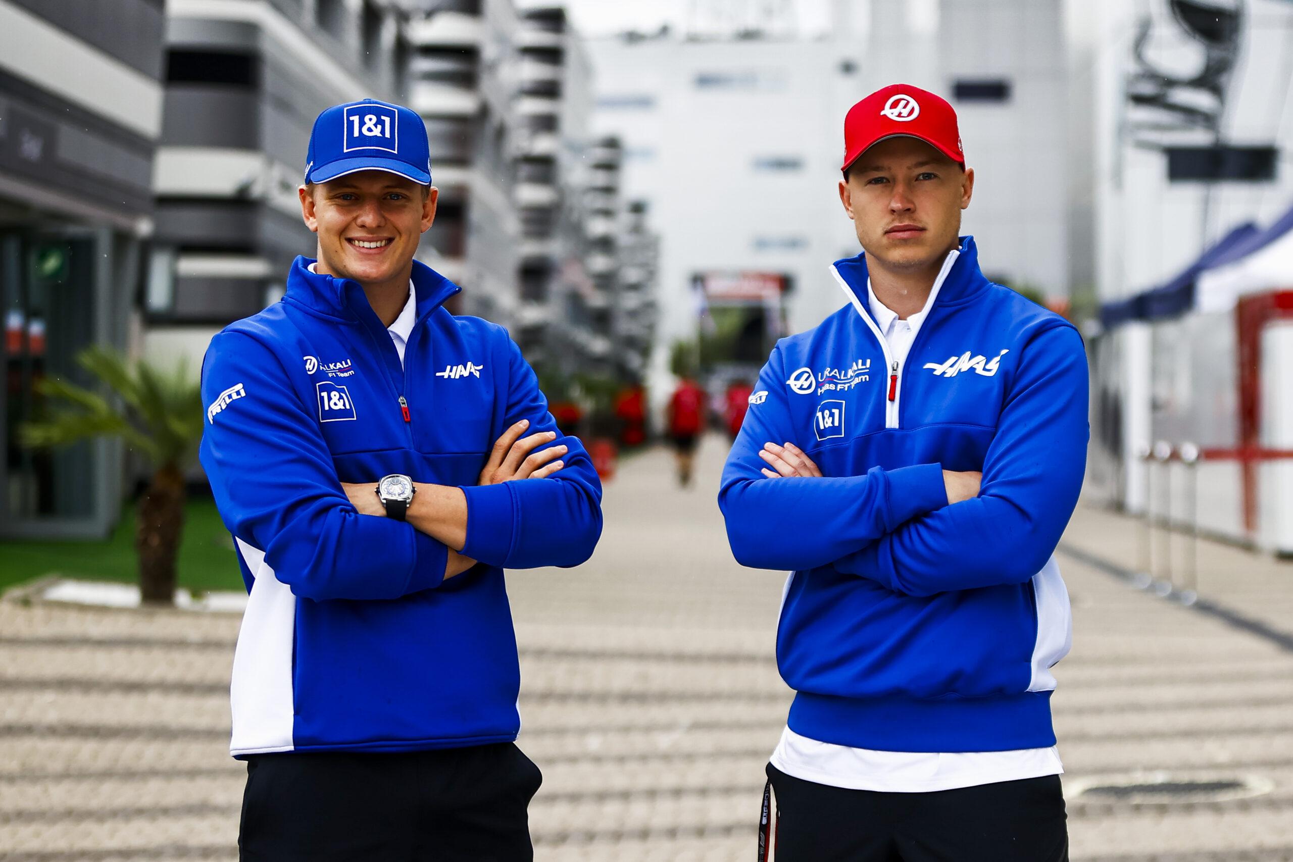 F1 - Officiel : Schumacher et Mazepin confirmés chez Haas pour 2022