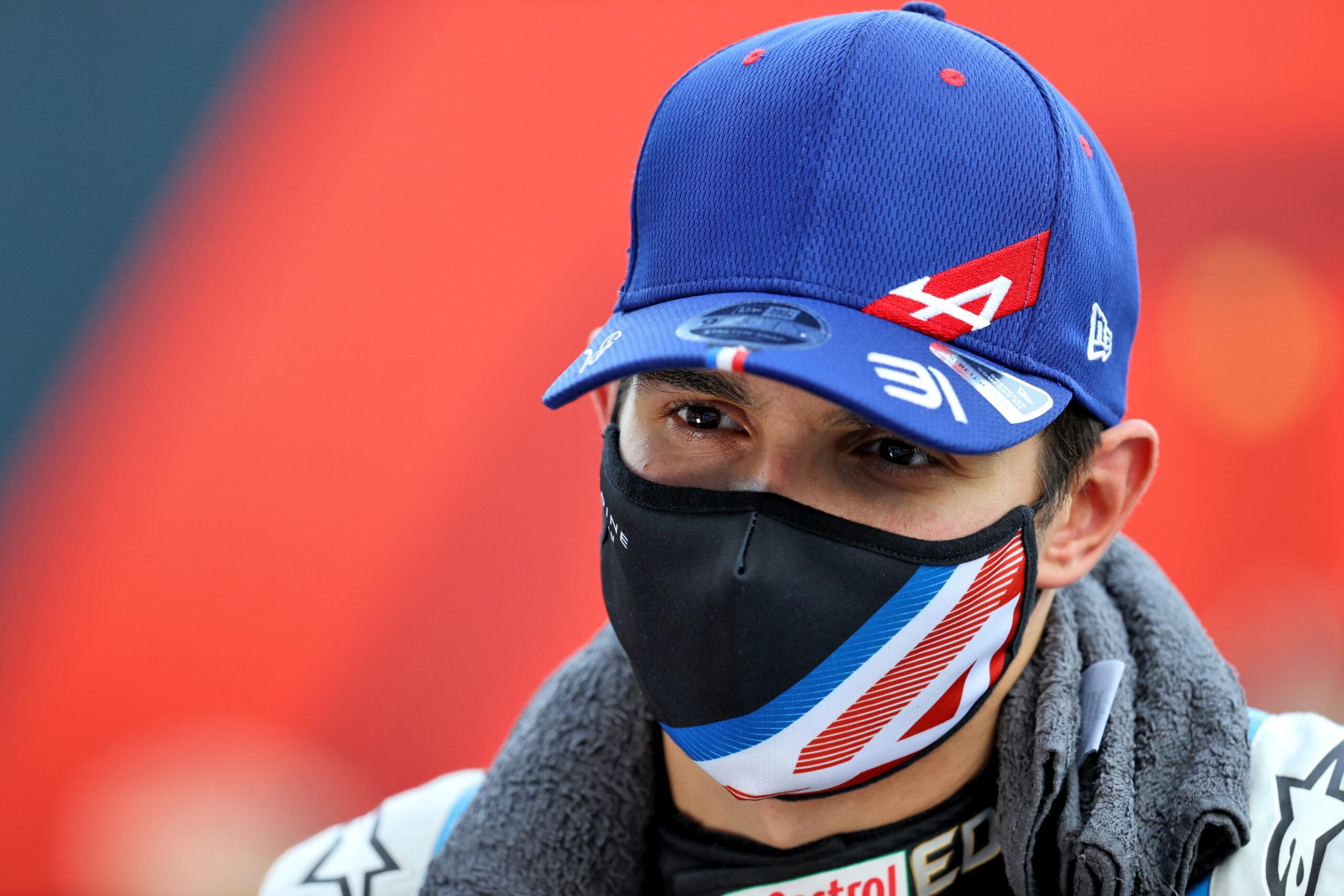 F1 - Esteban Ocon en désaccord avec les commissaires à Monza