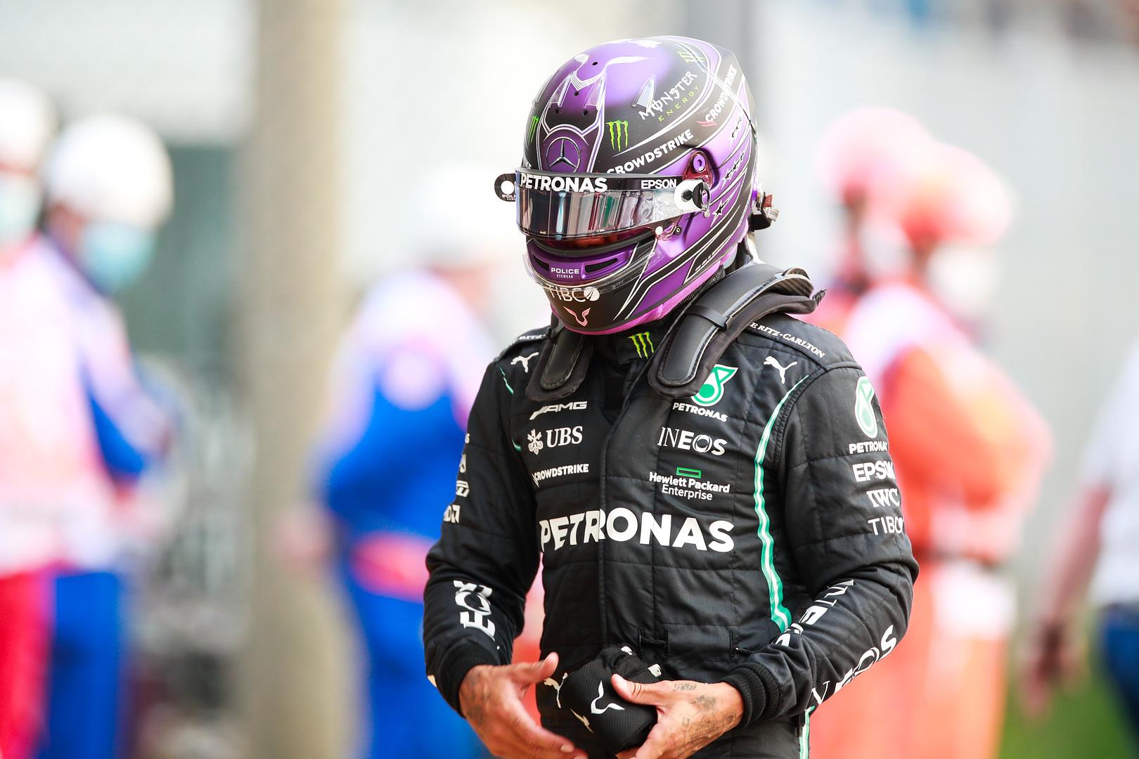 """F1 - Lewis Hamilton prédit """"une victoire facile"""" pour Verstappen à Monza"""