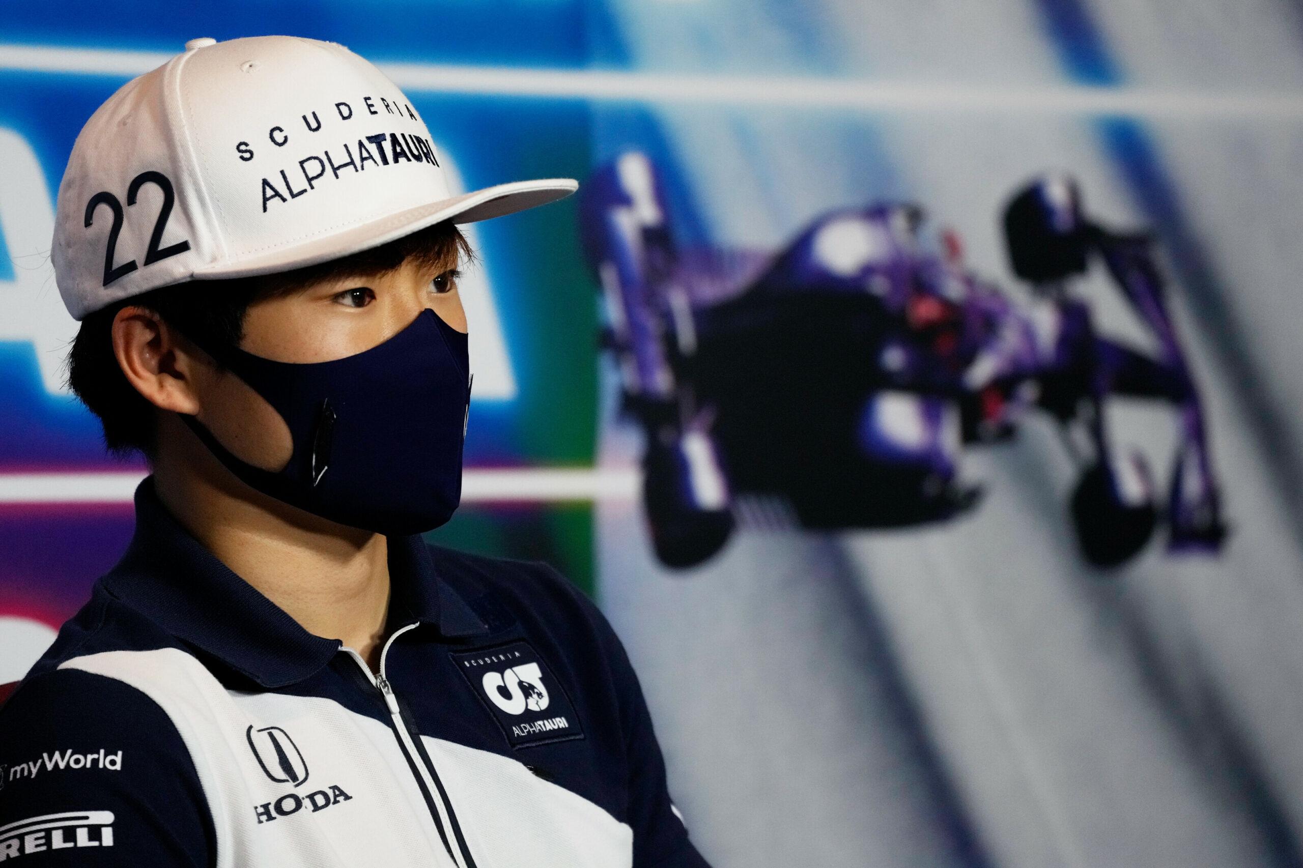 F1 - Yuki Tsunoda très surpris d'être titularisé en F1 en 2022