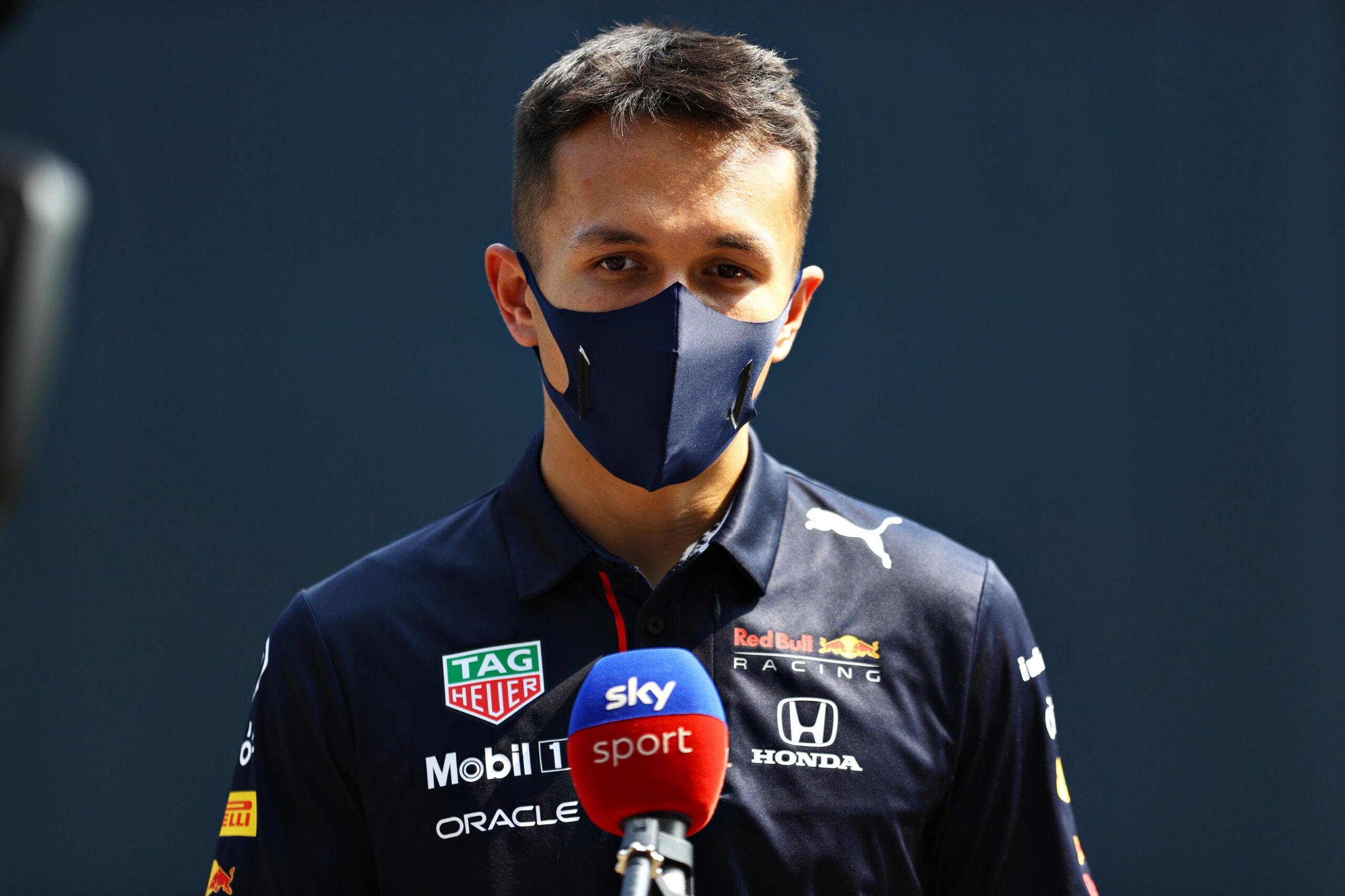 F1 - Red Bull dispose d'une option sur Albon pour 2023