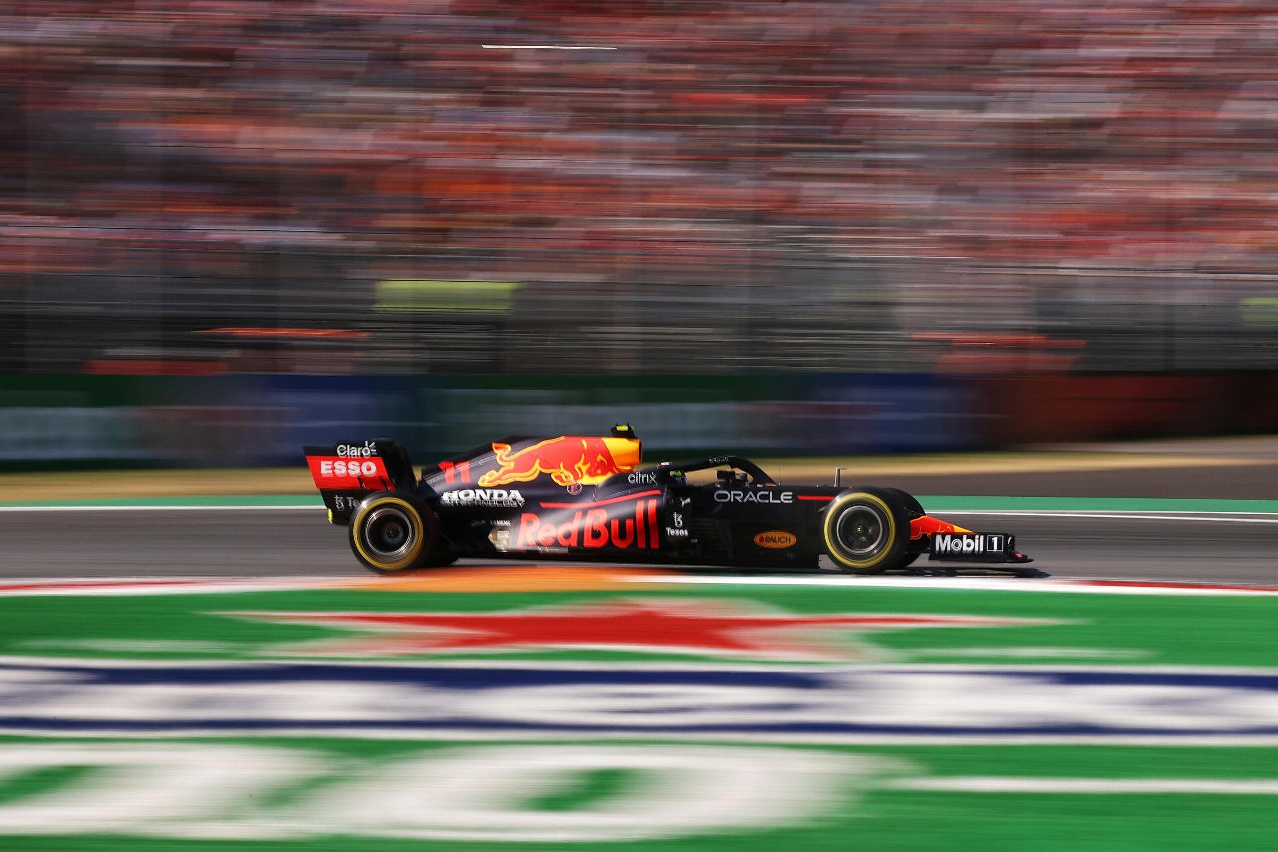 F1 - Pour la FIA, Red Bull savait que Perez risquait une pénalité à Monza
