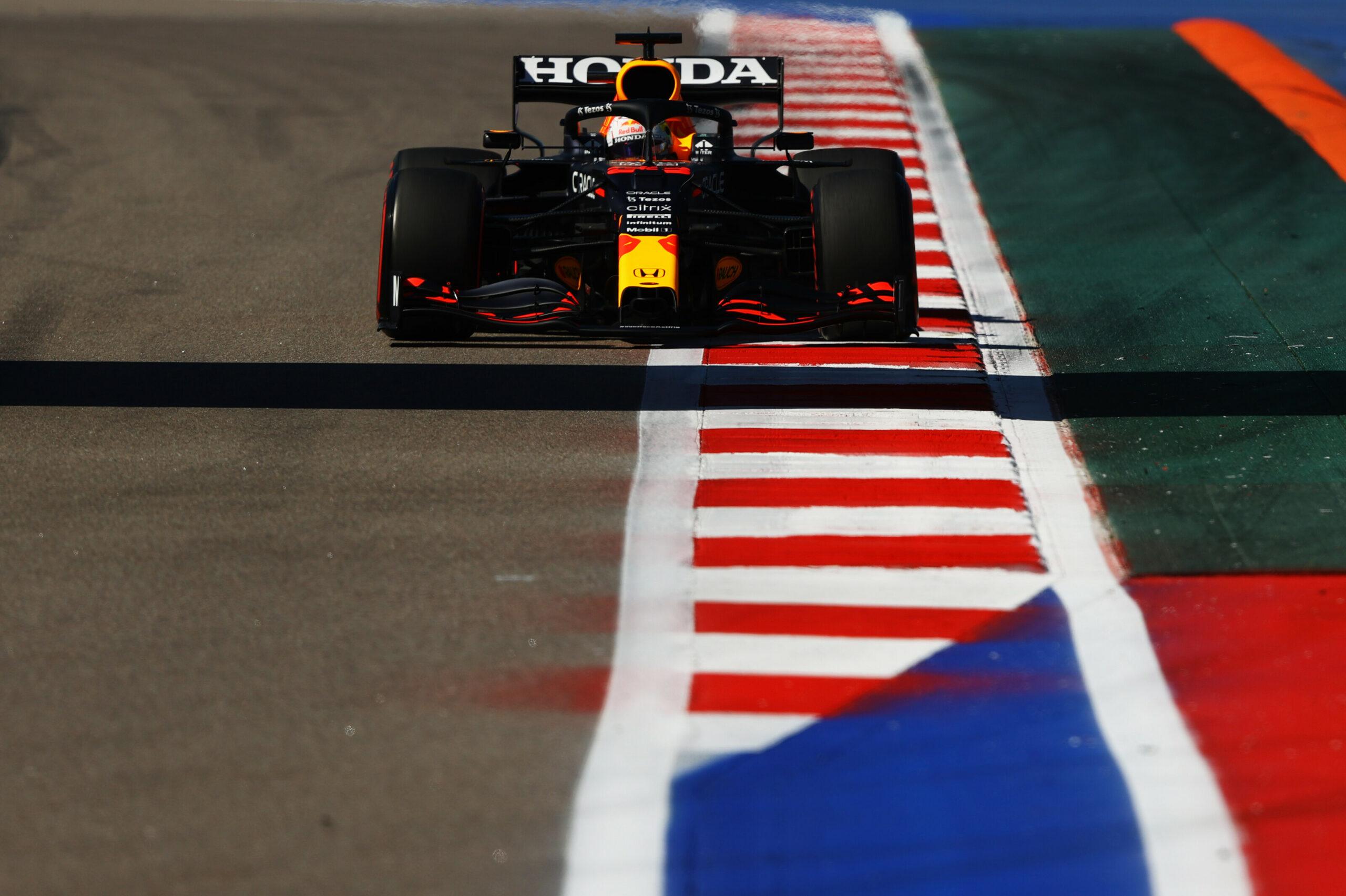 F1 - Verstappen s'attend à une remontée plus difficile qu'en 2018 à Sotchi