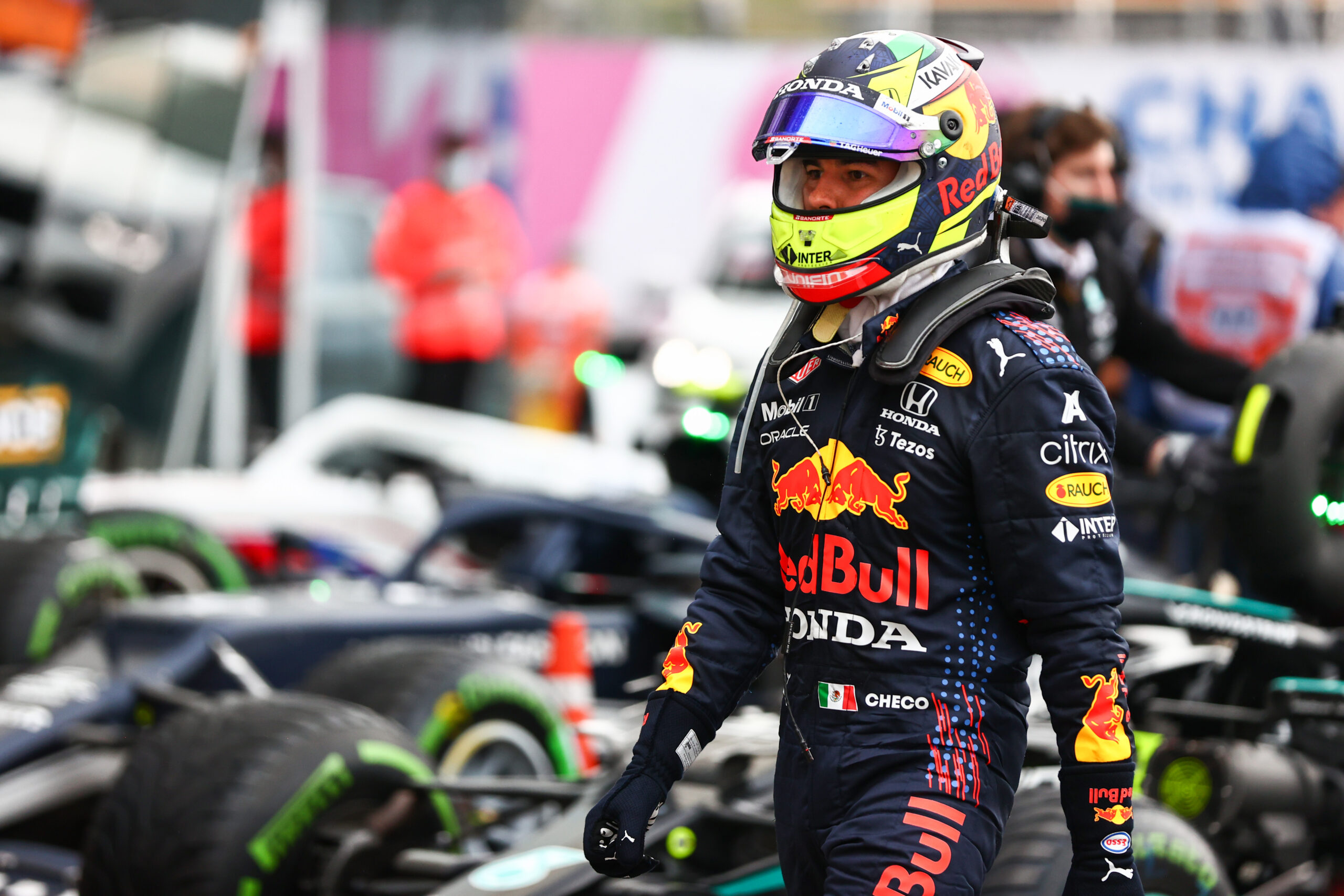 F1 - Les résultats définitifs du Grand Prix de Russie 2021
