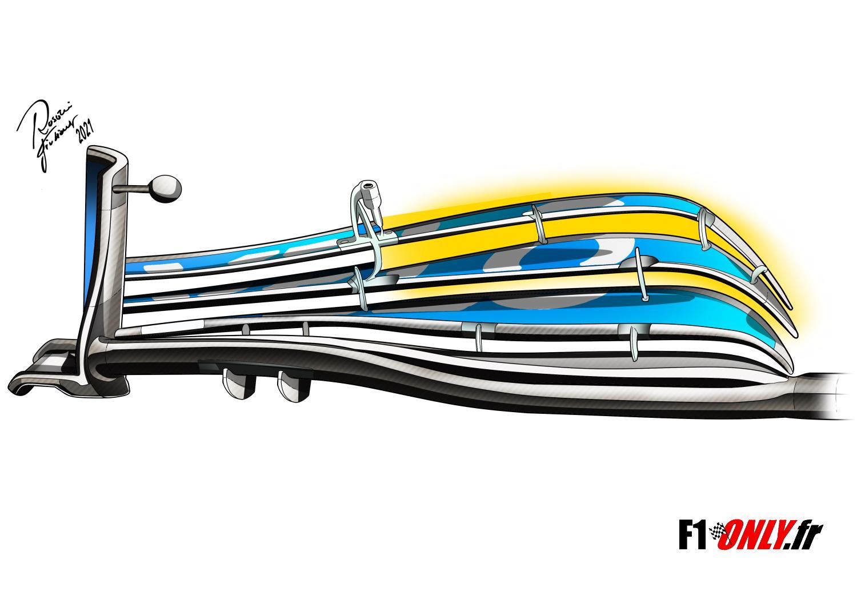 F1 - Tecnica F1: come la McLaren ha ripreso il sopravvento sulla Ferrari a Monza