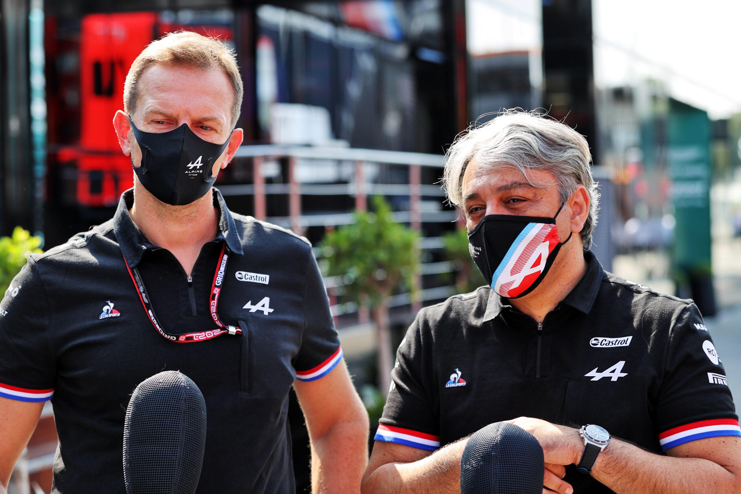 F1 - Alpine s'est engagée en F1 sur du très long terme