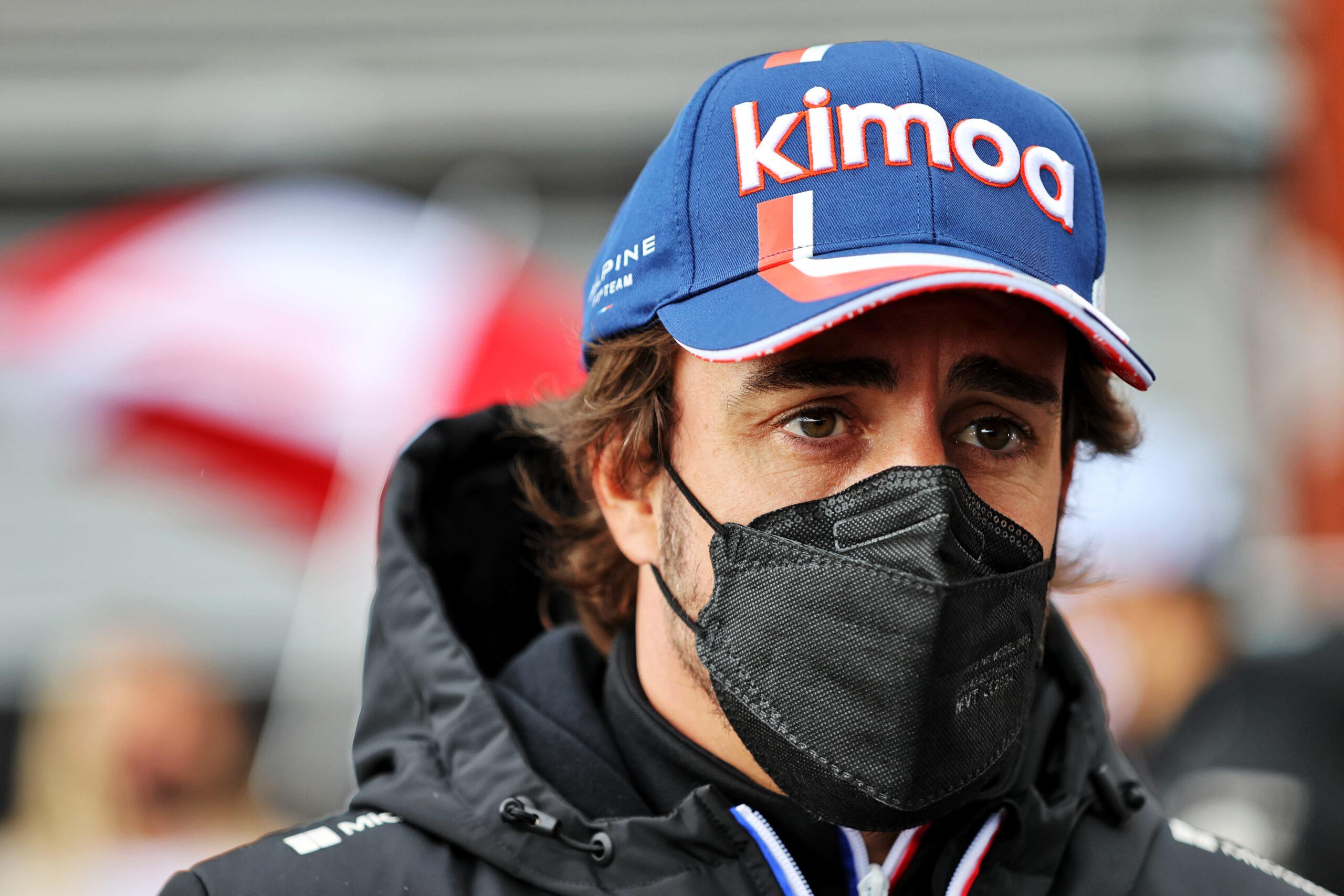 F1 - Alonso ne voudrait pas affronter Verstappen chez Red Bull