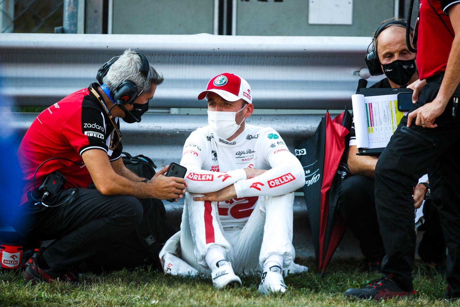 F1 - Kubica ne pense pas être sur la liste de Vasseur pour 2022