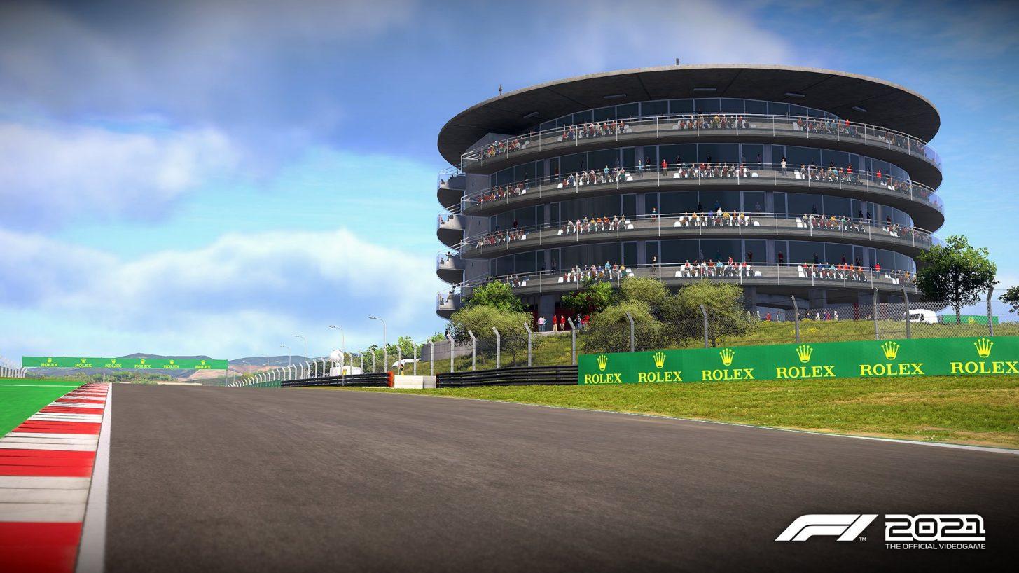 F1 - Mise à jour F1 2021 : Portimao et la Safety Car Aston Martin disponibles