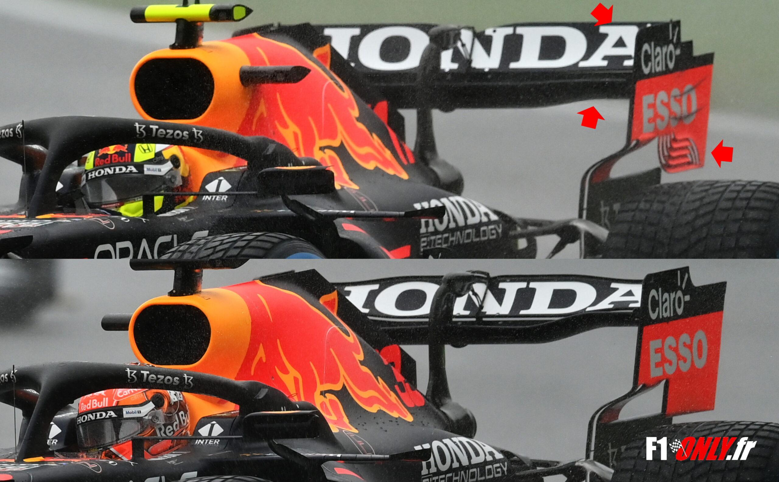 F1 - Technique F1 : Red Bull ne cesse d'améliorer sa monoplace