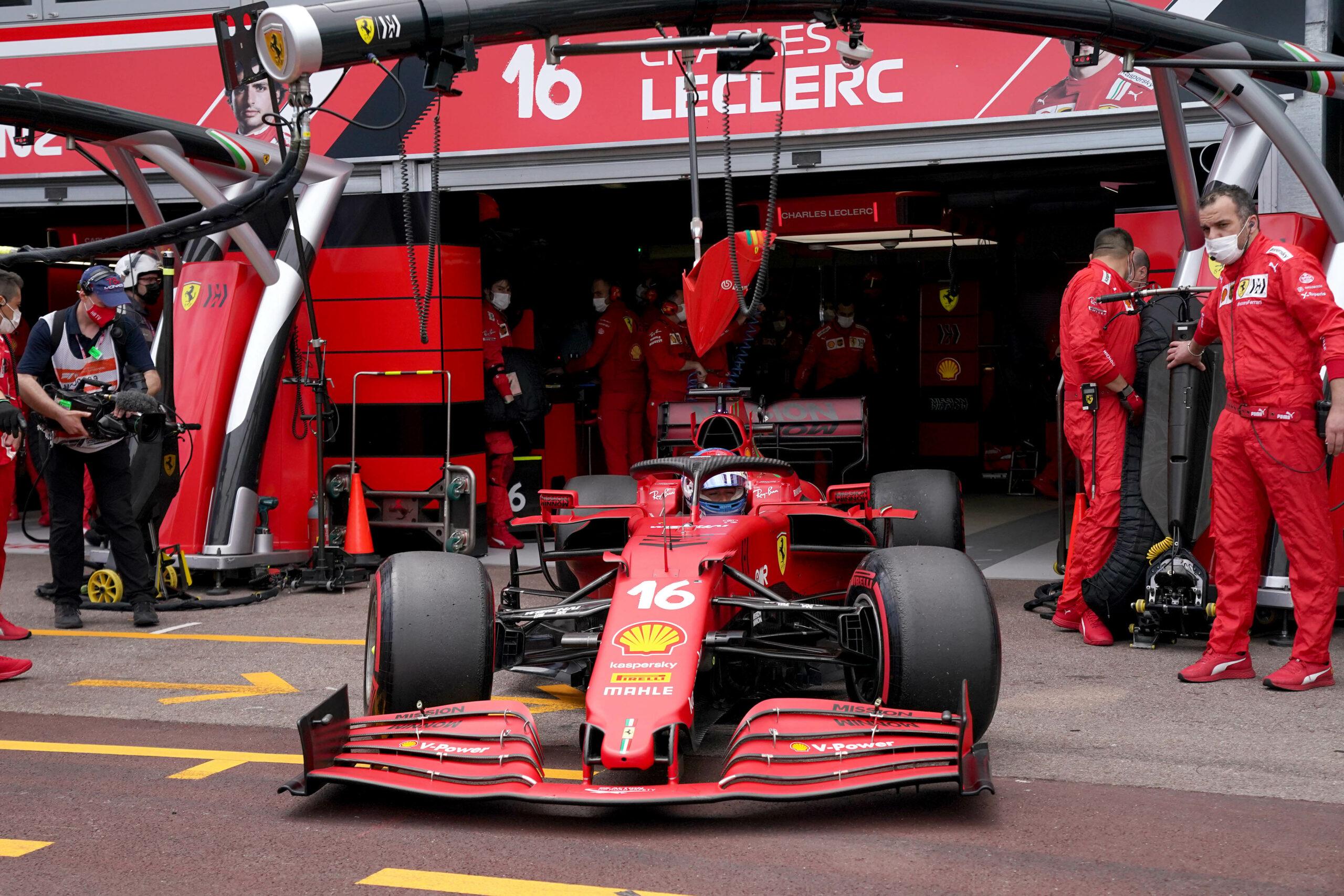 F1 - Ferrari vise toujours la P3 au championnat constructeurs en 2021