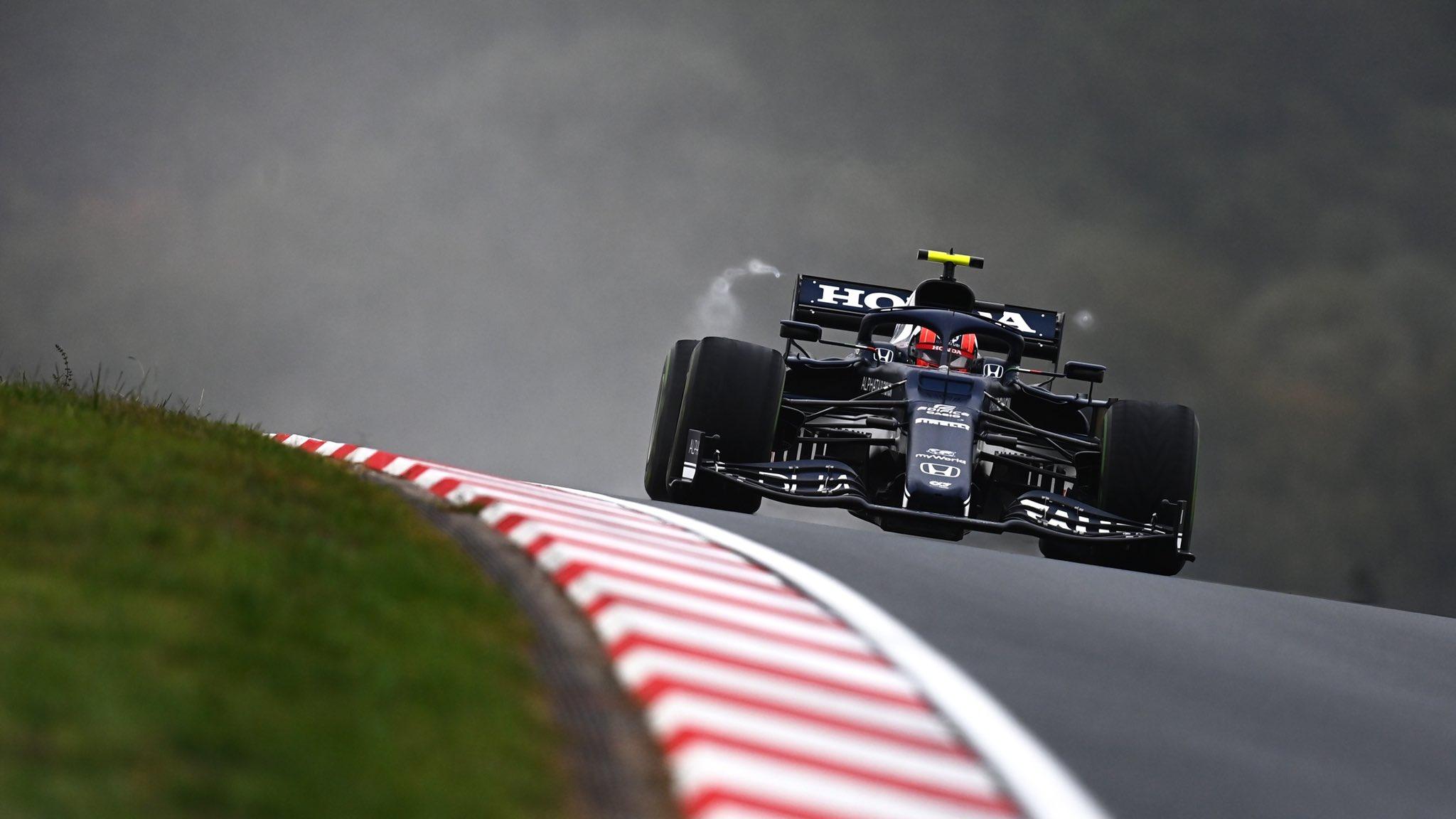 F1 - Double pénalité pour Pierre Gasly au Grand Prix de Turquie