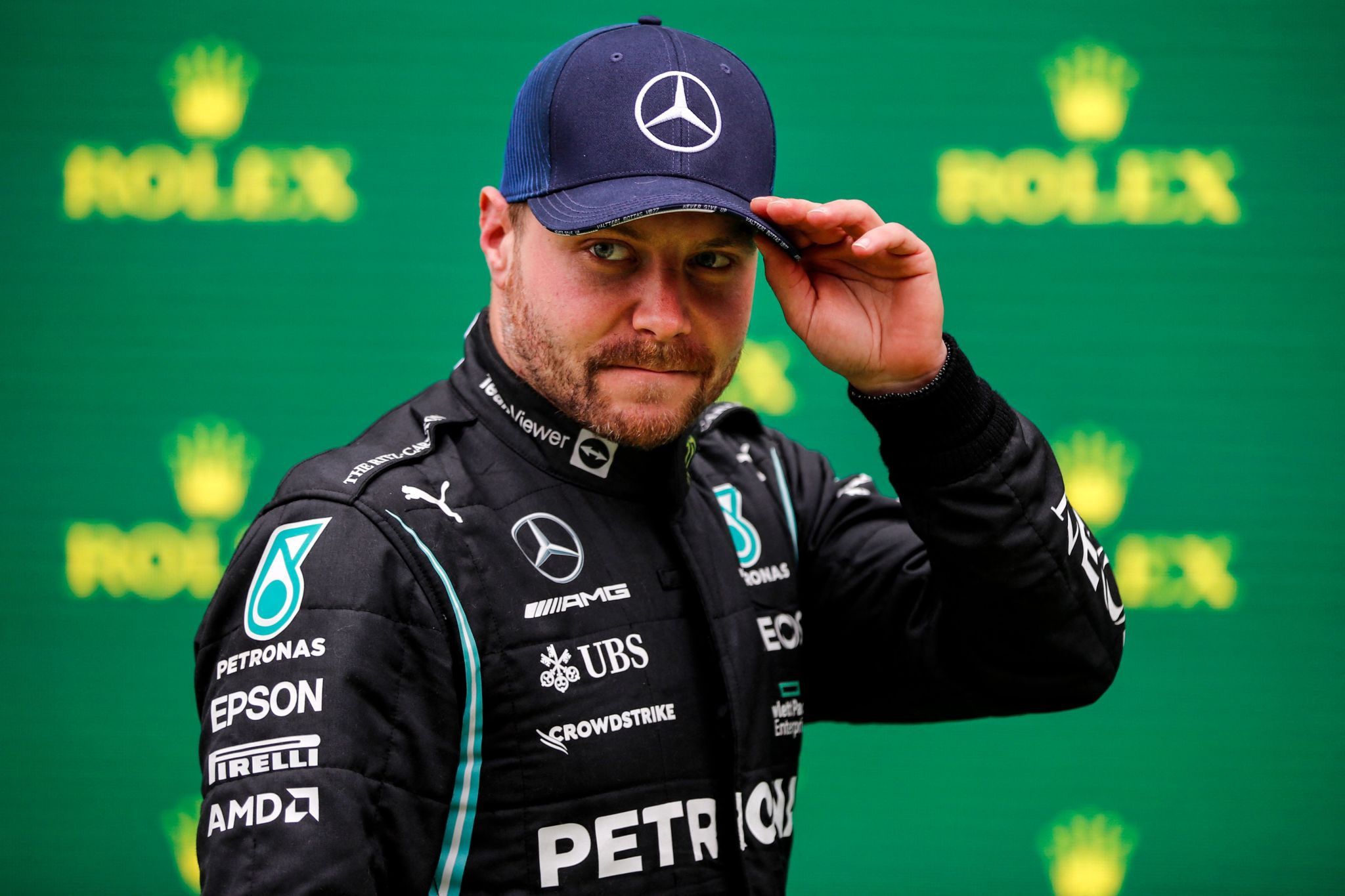 """F1 - Valtteri Bottas """"soulagé"""" d'avoir gagné une course cette année"""