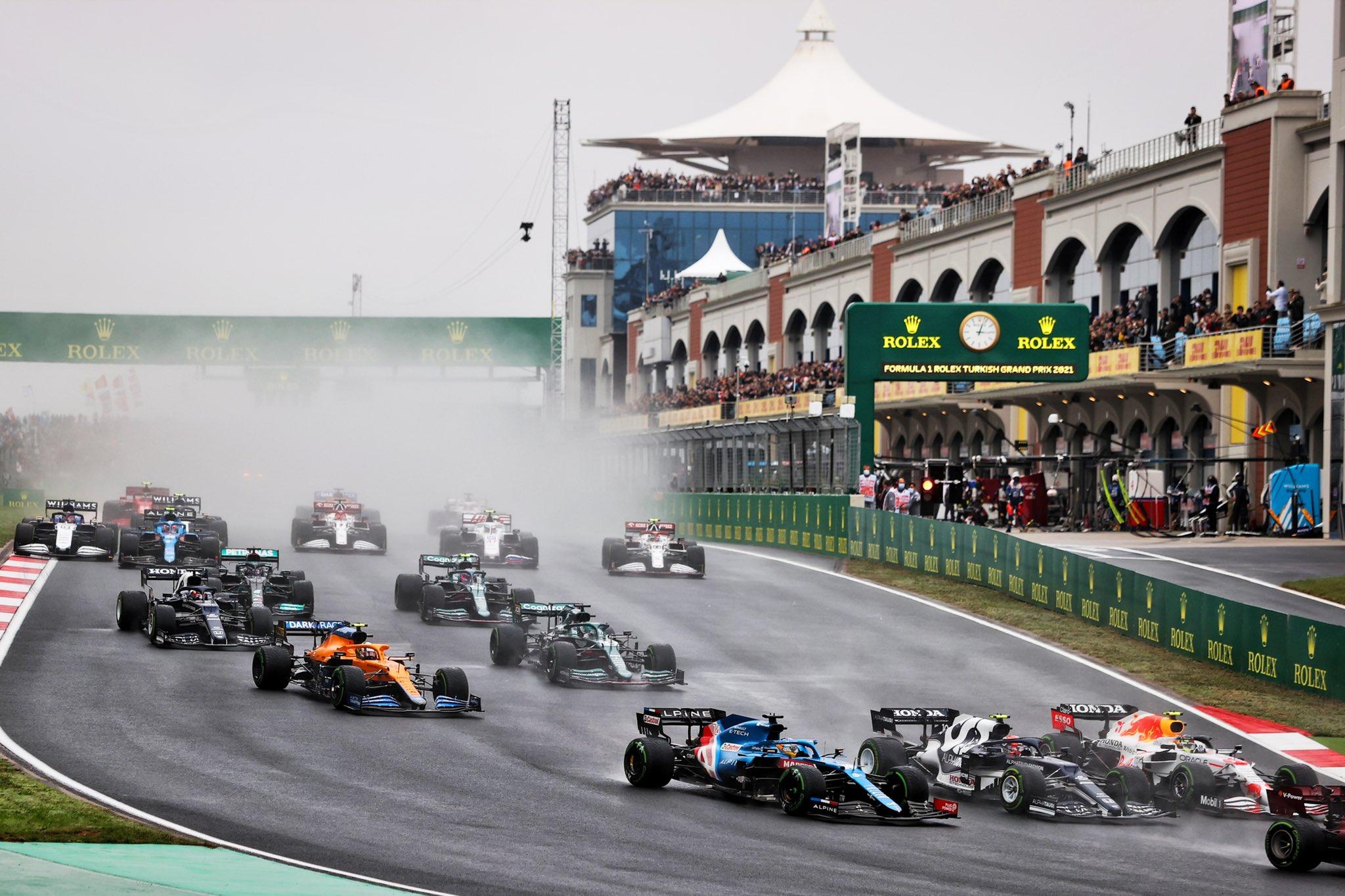 F1 - Fernando Alonso doublement pénalisé en Turquie