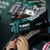 F1 - L'Aston Martin de Stroll inspectée par la FIA après le GP de Turquie