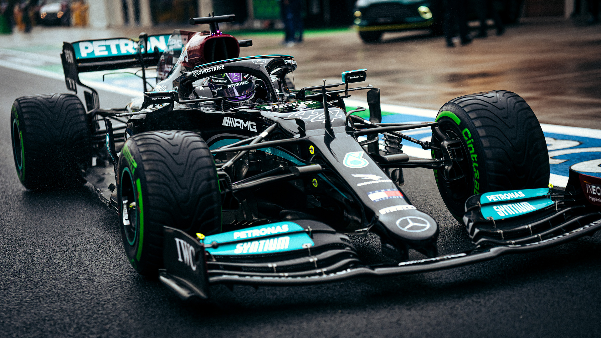 F1 - Sans son arrêt, Lewis Hamilton aurait terminé P8 en Turquie