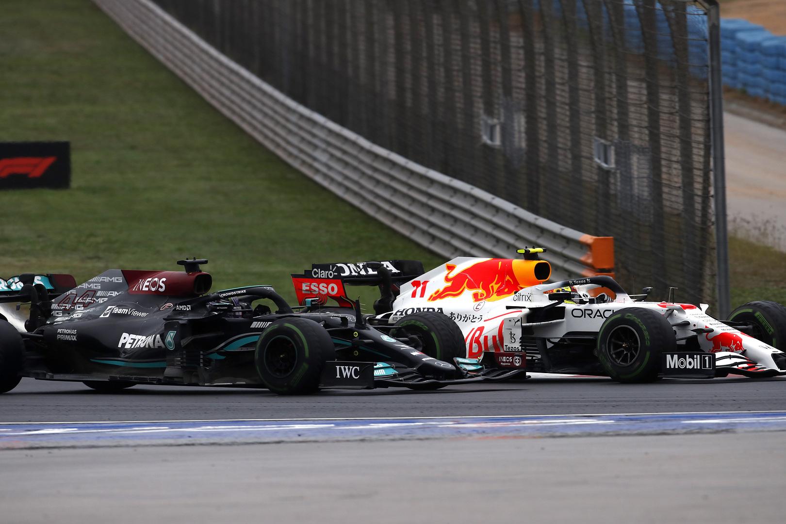 """F1 - Hamilton a fait une belle remontée """"sans DRS"""" en Turquie"""