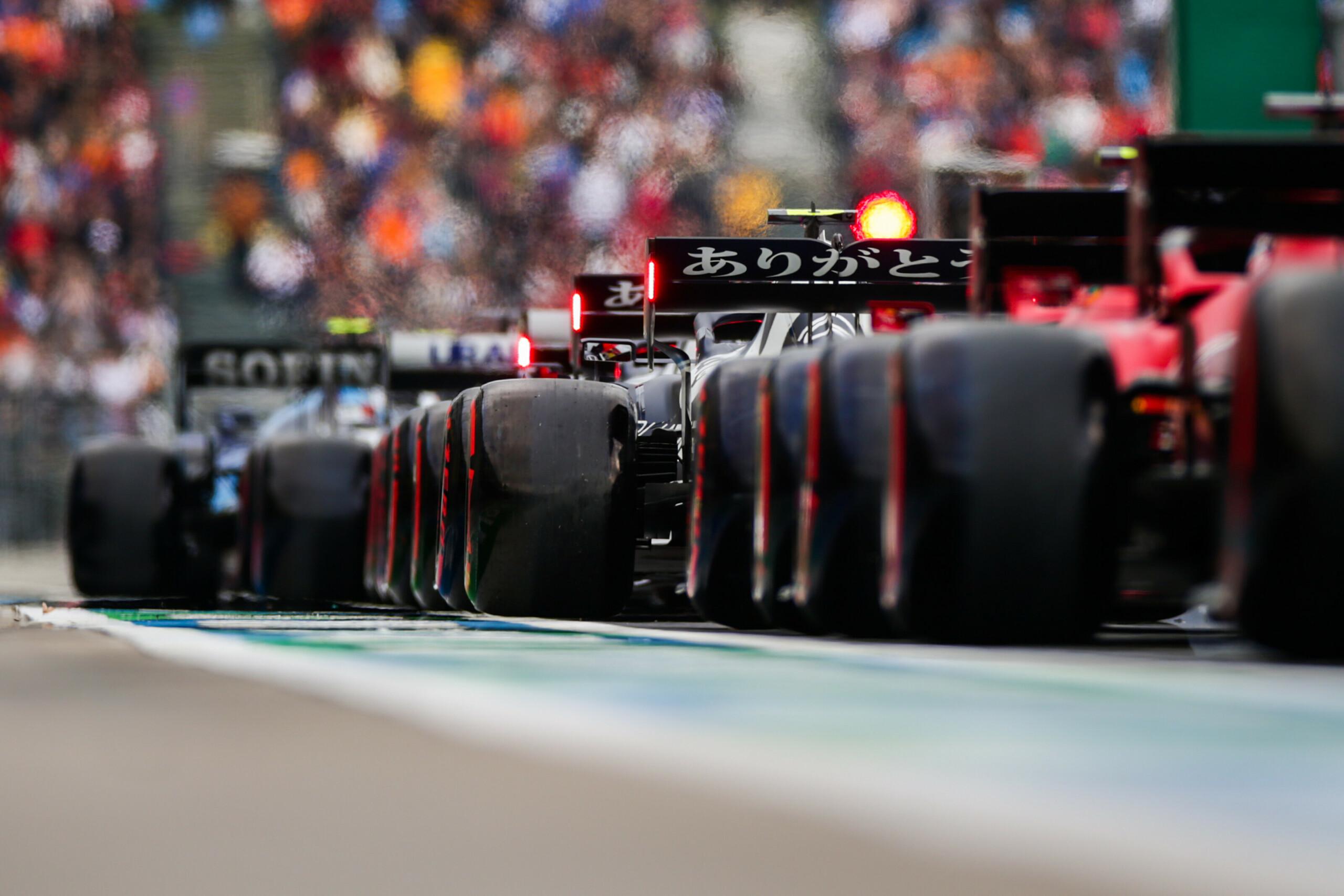 F1 - La F1 confirme deux cas positifs au Covid-19 au GP de Turquie
