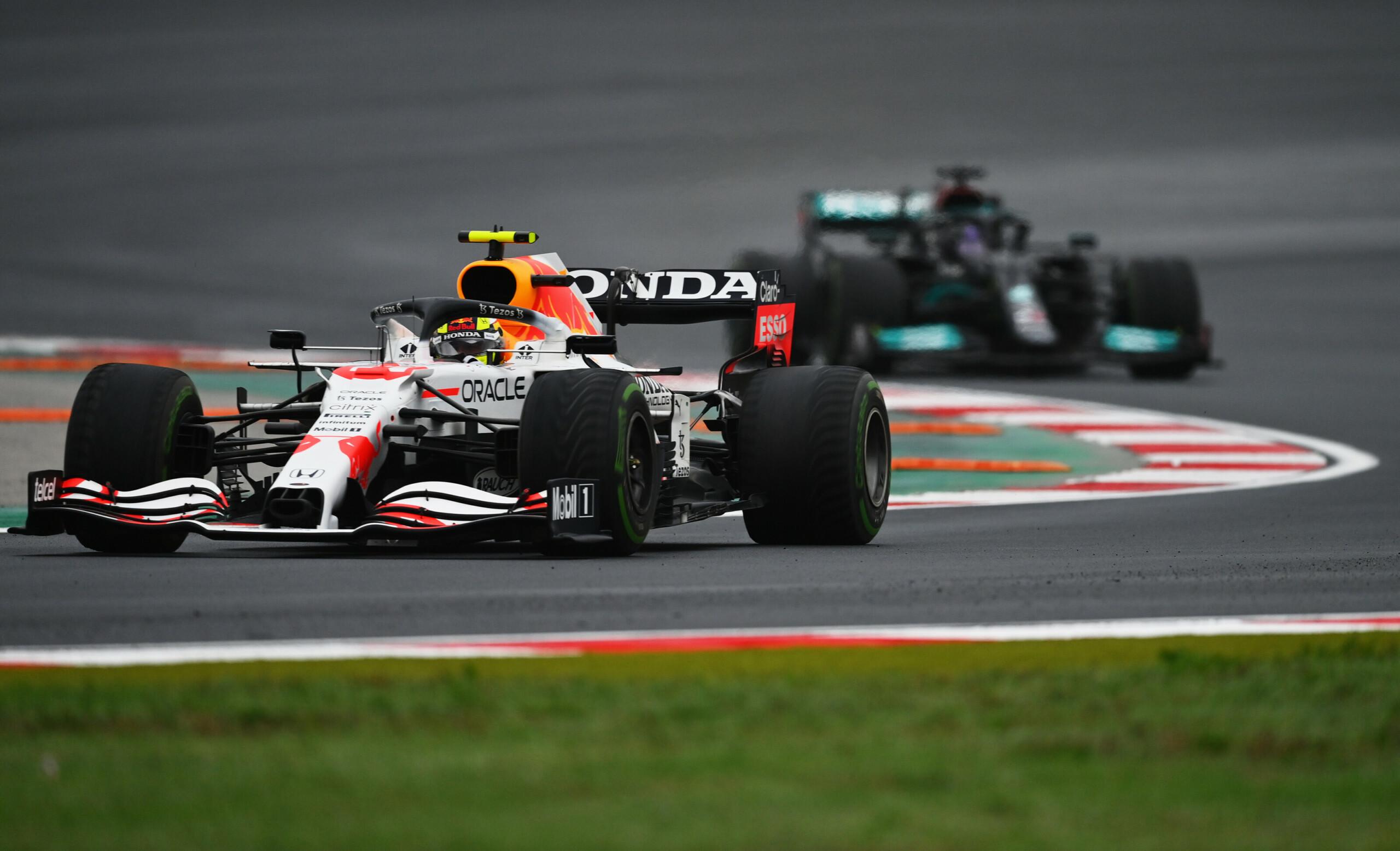 F1 - Chez Red Bull, on s'étonne par le gain de vitesse de Mercedes