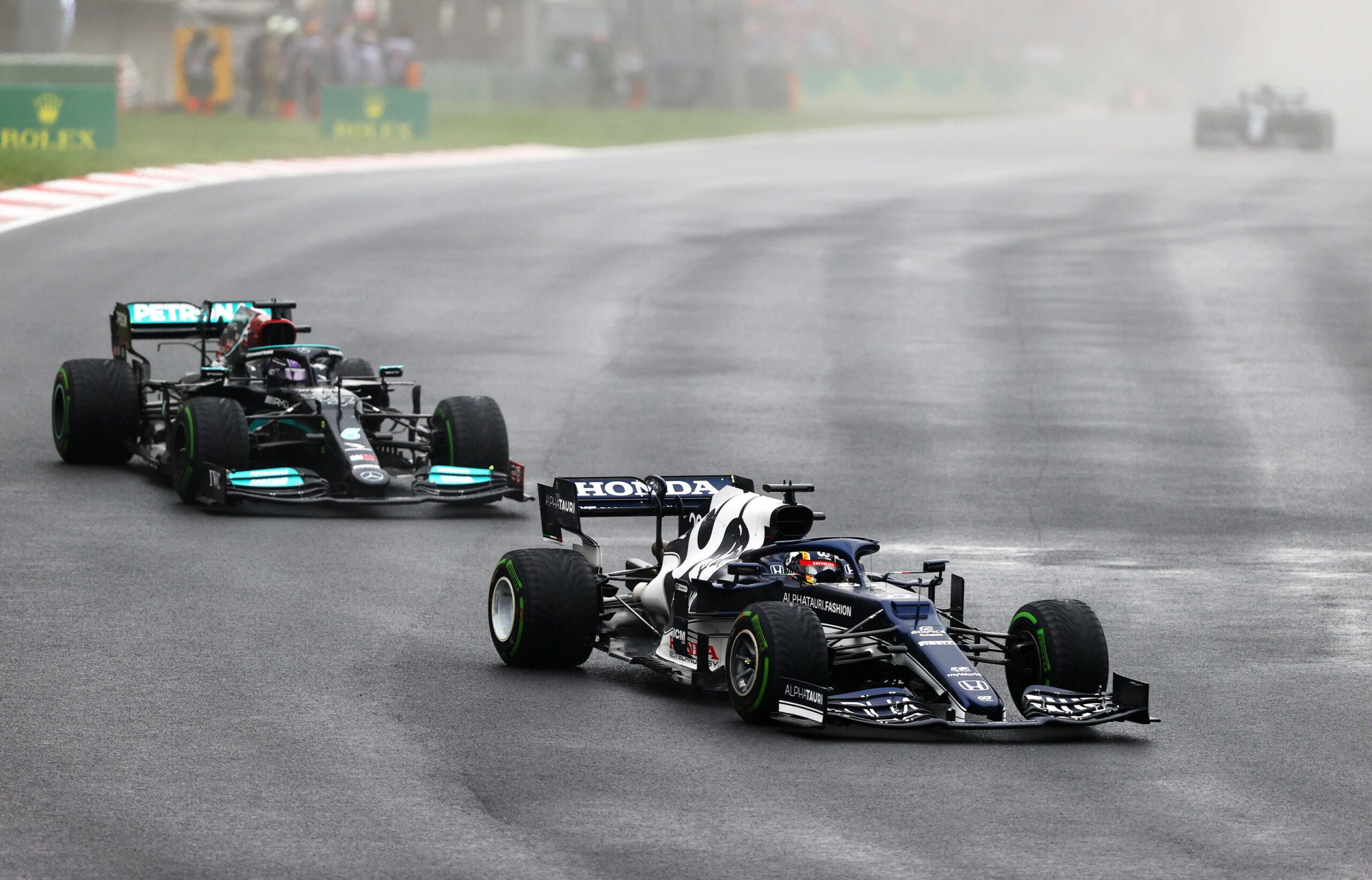 F1 - Tsunoda a ruiné sa course en luttant avec Hamilton en Turquie