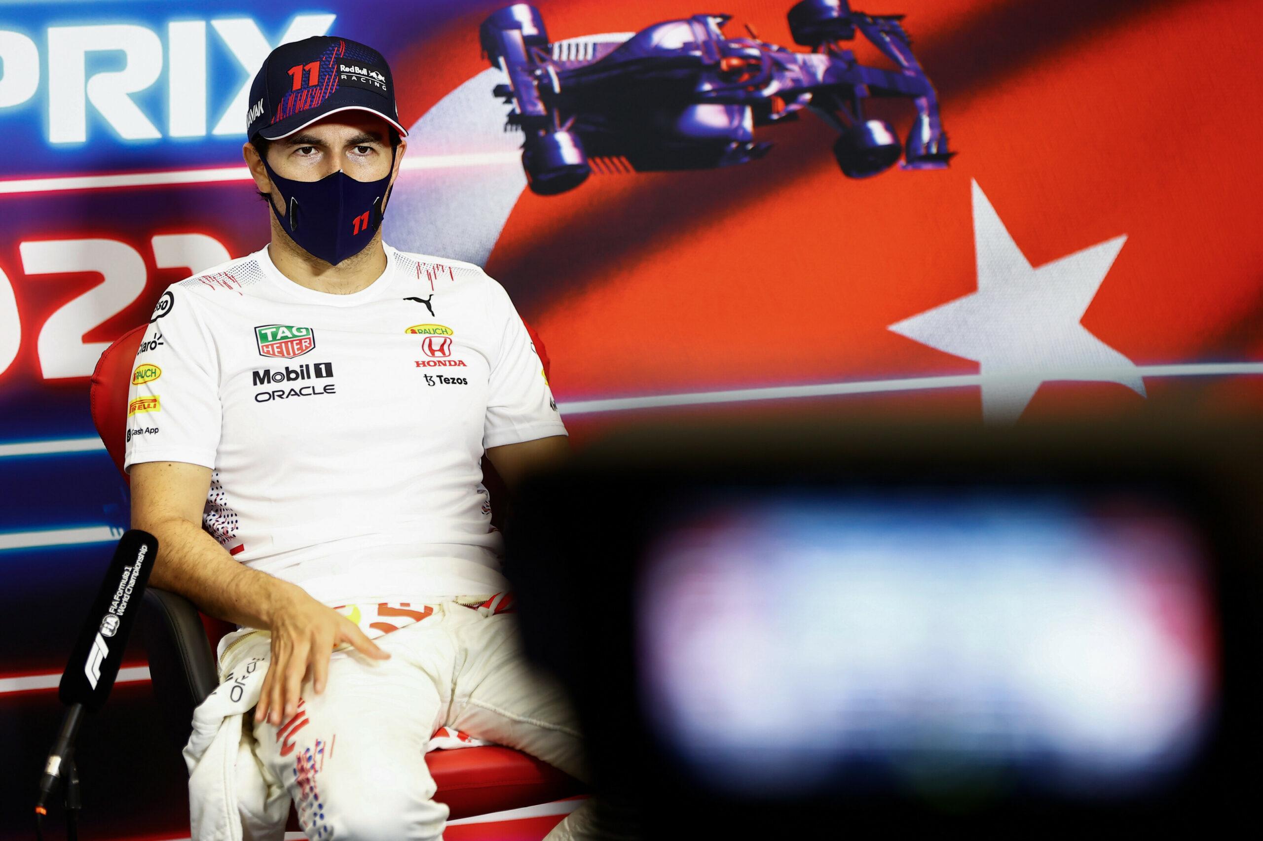 F1 - Horner impressionné par le pilotage de Perez en Turquie